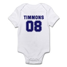 Timmons 08 Infant Bodysuit