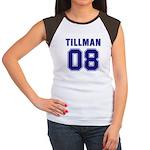 Tillman 08 Women's Cap Sleeve T-Shirt