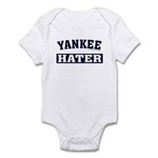 Yankee Hater (Yankees Suck) Infant Creeper