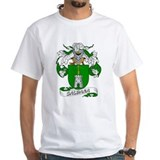 Saldana Family Crest Shirt