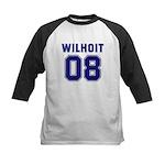 WILHOIT 08 Kids Baseball Jersey