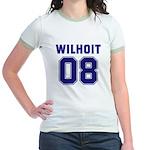 WILHOIT 08 Jr. Ringer T-Shirt