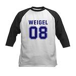 WEIGEL 08 Kids Baseball Jersey