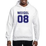 WEIGEL 08 Hooded Sweatshirt