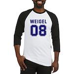 WEIGEL 08 Baseball Jersey