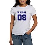 WEIGEL 08 Women's T-Shirt