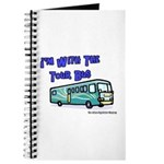 I'm With The Tour Bus Journal