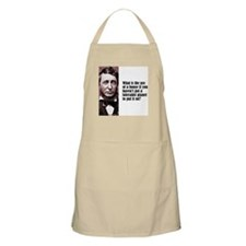 "Thoreau ""Tolerable Planet"" BBQ Apron"