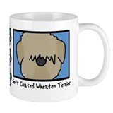 Anime Wheaten Terrier Small Mug
