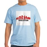 Evolution Ash Grey T-Shirt