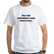 Men With Defibrillators Shirt