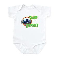 Dump Expert Truck Design Infant Creeper