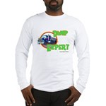 Dump Expert Truck Design Long Sleeve T-Shirt