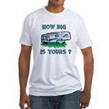 How big is yours? Shirt