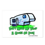 Drop A House On You Postcards (Package of 8)