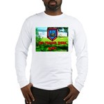 The Trailer Park King Long Sleeve T-Shirt