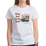 RV'ers Do It On The Road Women's T-Shirt