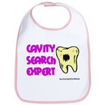 Dental Cavity Search Expert Bib