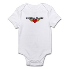 Personal Trainer Infant Bodysuit