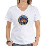 NY NJ Airports Firefighter Shirt