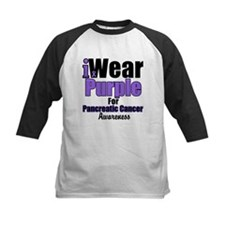 I Wear Purple for PCA Tee