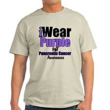 I Wear Purple for PCA T-Shirt