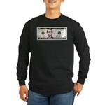 $5. a Gallon Gas Long Sleeve Dark T-Shirt