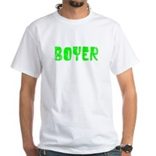 Boyer Faded (Green) Shirt