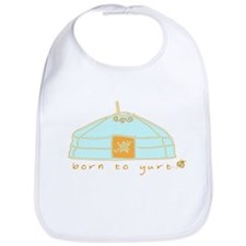 Born To Yurt! Bib
