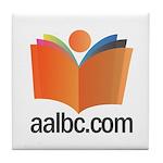 AALBC.com Tile Coaster