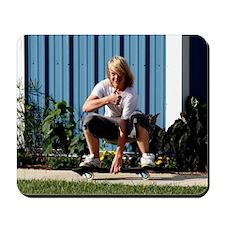 Skate bording_Mousepad