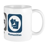 Eat Sleep Humanities Mug