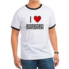 I LOVE BARBARA T