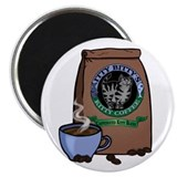 "Caffeinated Kitty Blend 2.25"" Magnet (100 pack)"