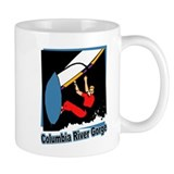 Columbia River Gorge Windsurfer Mug