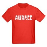 Aubree Faded (Silver) T