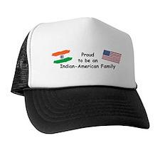 Indian-American Family Trucker Hat