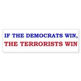 Terrorists Win Bumper Sticker (10 pk)