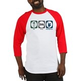 Eat Sleep Greengrocer Baseball Jersey