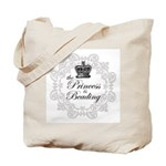 The Princess Is Beading Tote Bag