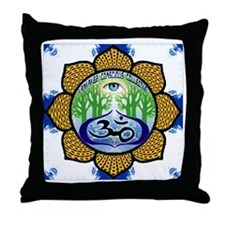 Spring Equinox Throw Pillow