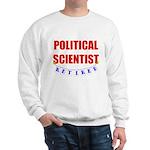 Retired Political Scientist Sweatshirt