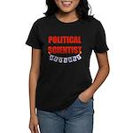 Retired Political Scientist Women's Dark T-Shirt