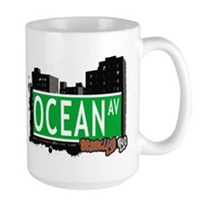 OCEAN AV, BROOKLYN, NYC Mug
