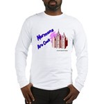 Mormons Are Cool Long Sleeve T-Shirt