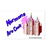 Mormons Are Cool Postcards (Package of 8)