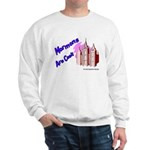 Mormons Are Cool Sweatshirt