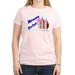 Mormons Are Cool Women's Pink T-Shirt