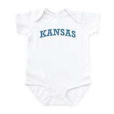 Vintage Kansas Infant Bodysuit
