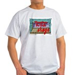 Thespians Do It On Stage Ash Grey T-Shirt